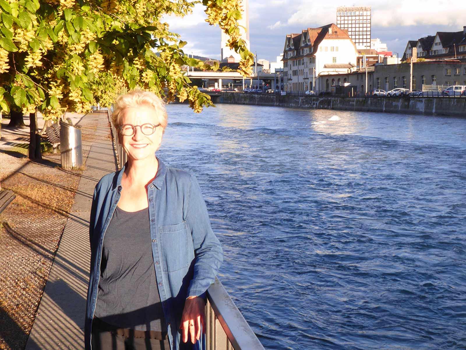 Christine Stokar, SP10, Bezirksrätin für Zürich