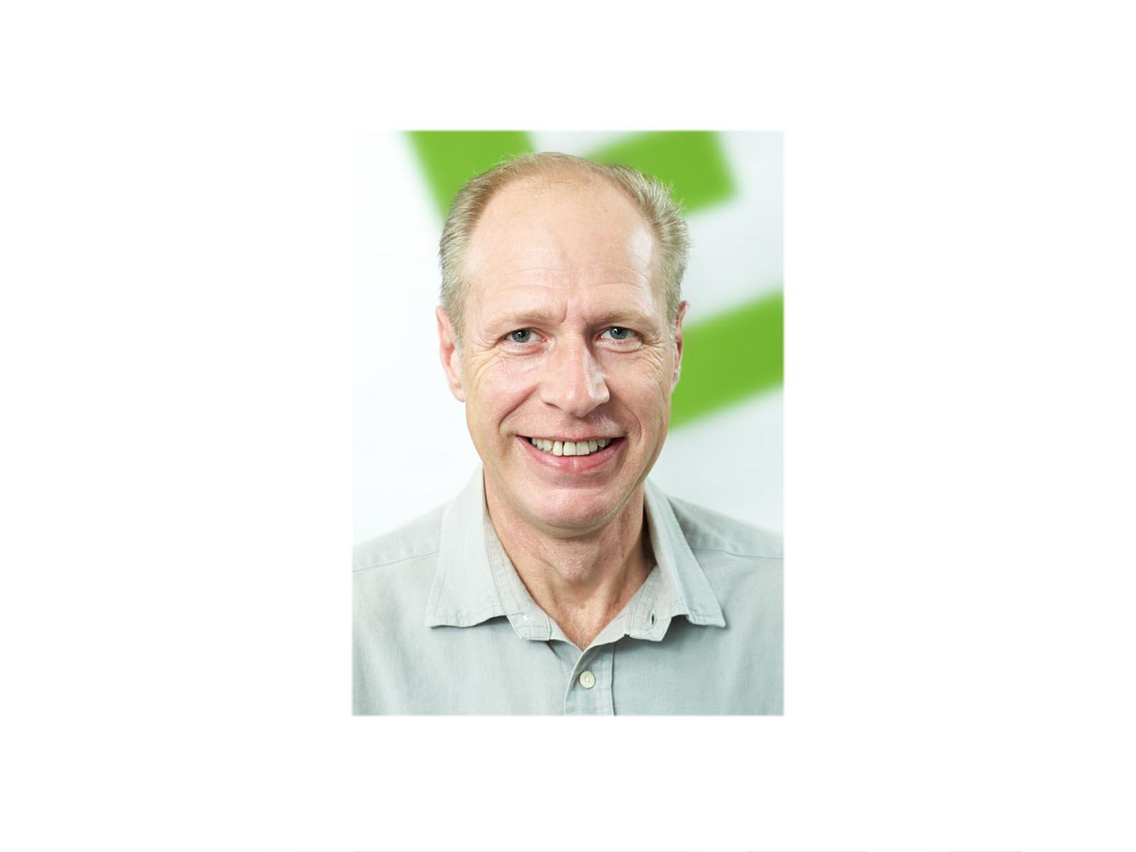 Markus Huber, Vorstand Grüne Kreis 6/10