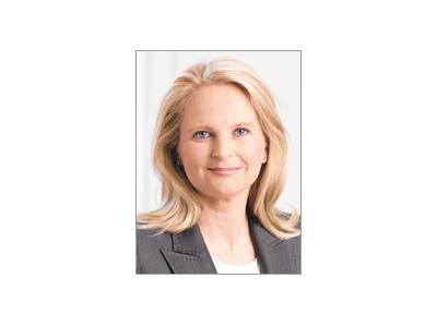 Nicole Barandun, Präsidentin Gewerbeverband der Stadt Zürich