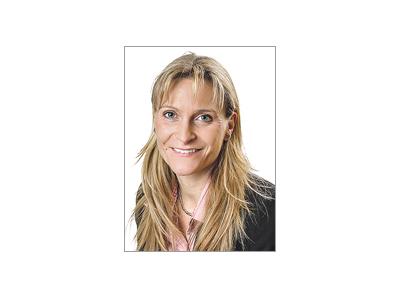 Claudia Rabelbauer, EVP