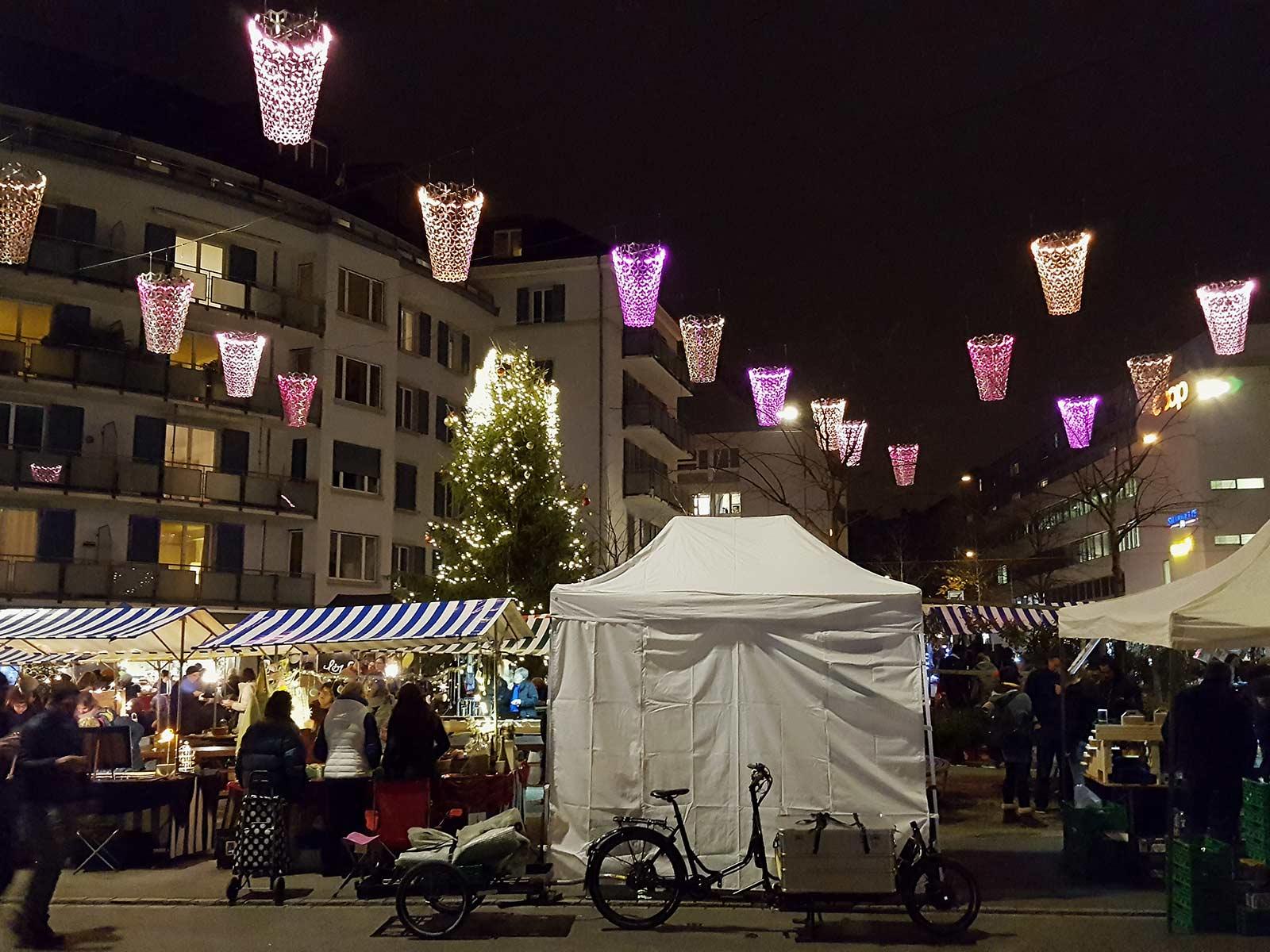 Weihnachtsbeleuchtung Zum Stecken.Wipkinger Zeitung Ch