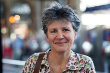 Susan A. Peter leitet das Frauenhaus Zürich.
