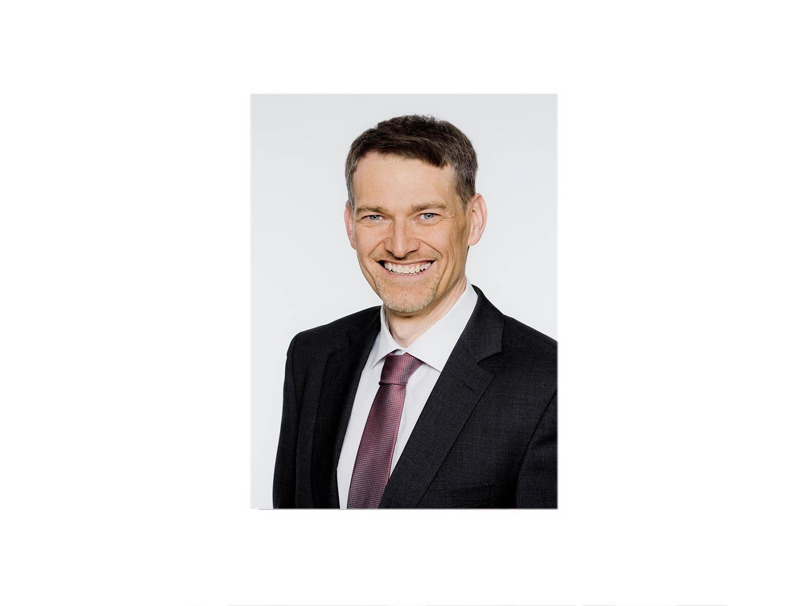 Benedikt Hoffmann, SVP (bisher)
