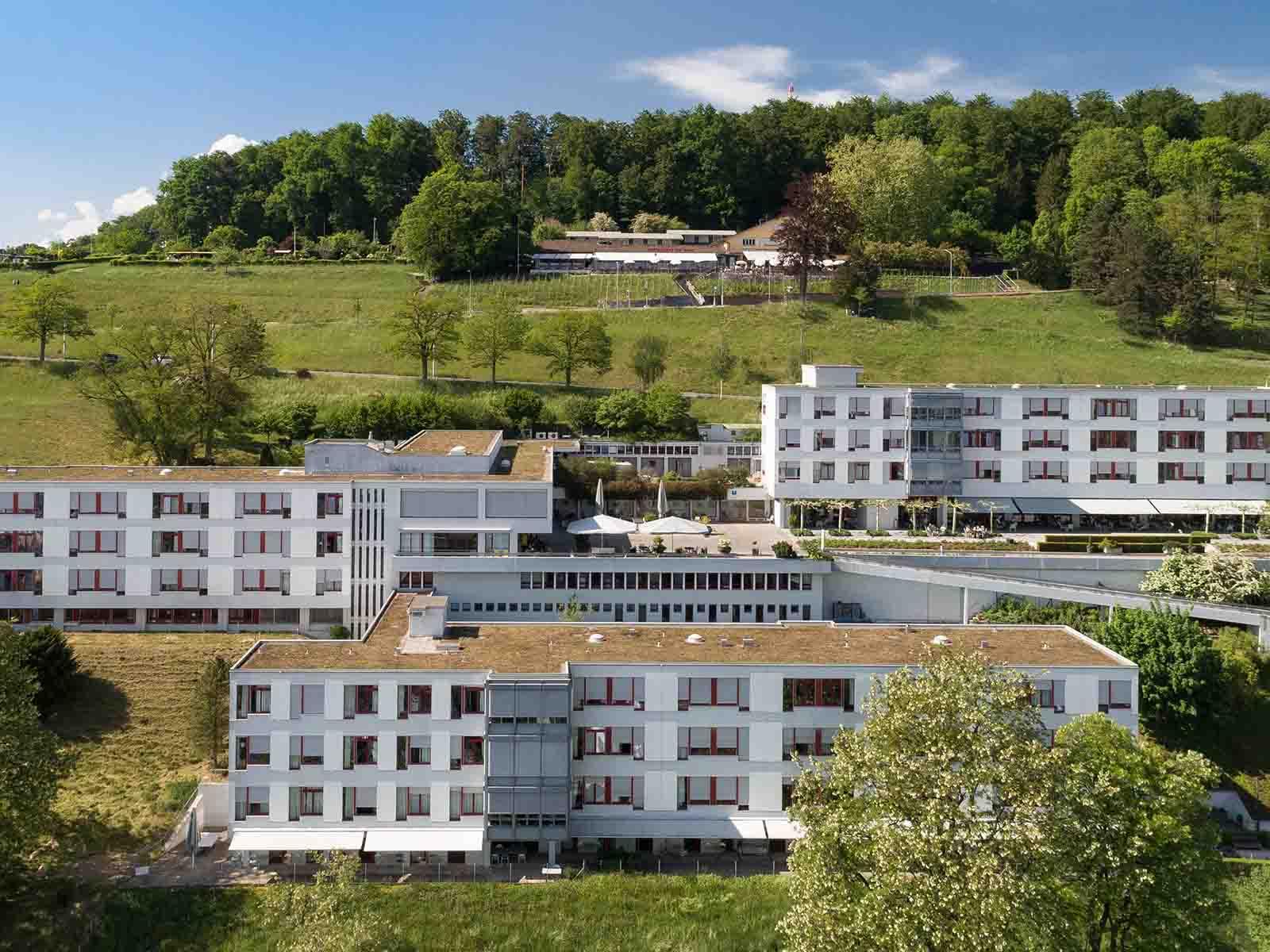 Ansicht Pflegezentrum Käferberg