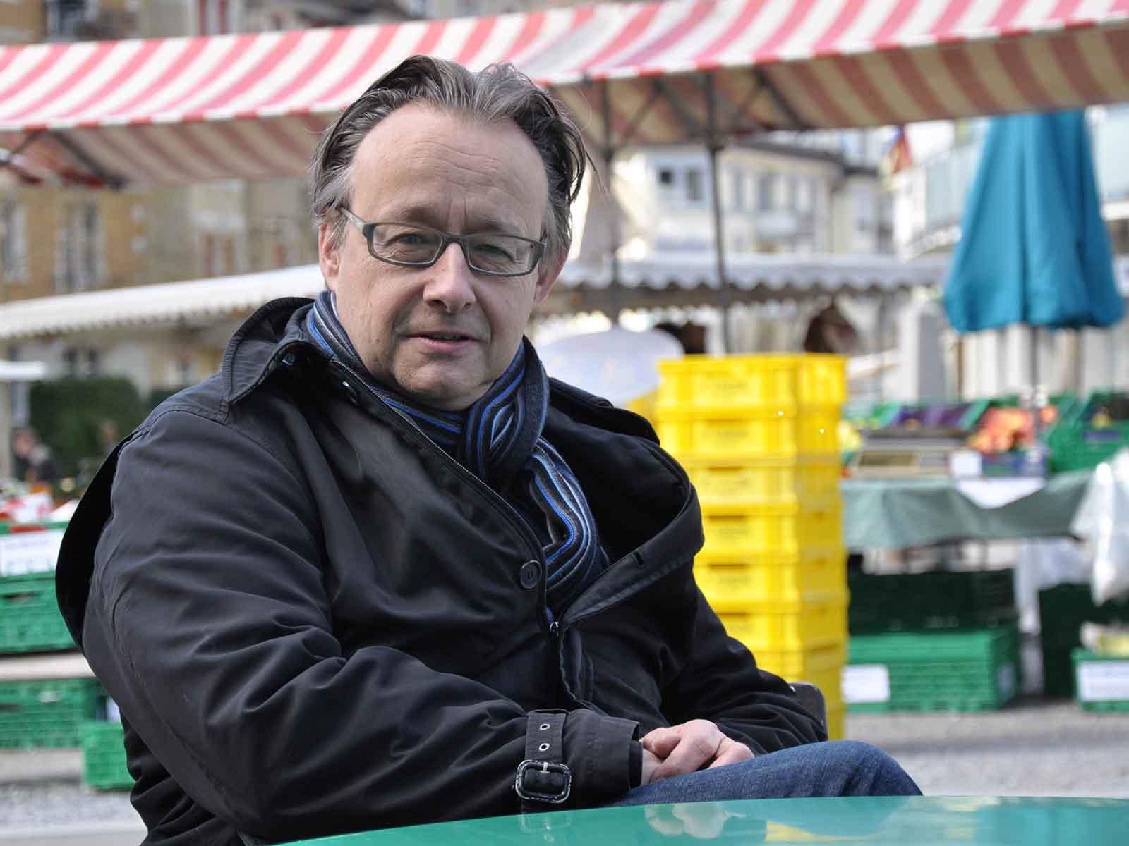 Der Wipkinger Jörg Ruggle macht sich einige Gedanken zum «richtigen» Leben.