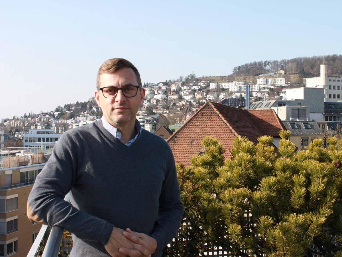 Manfred Dachs, neuer Leiter des Sozialzentrums Hönggerstrasse.
