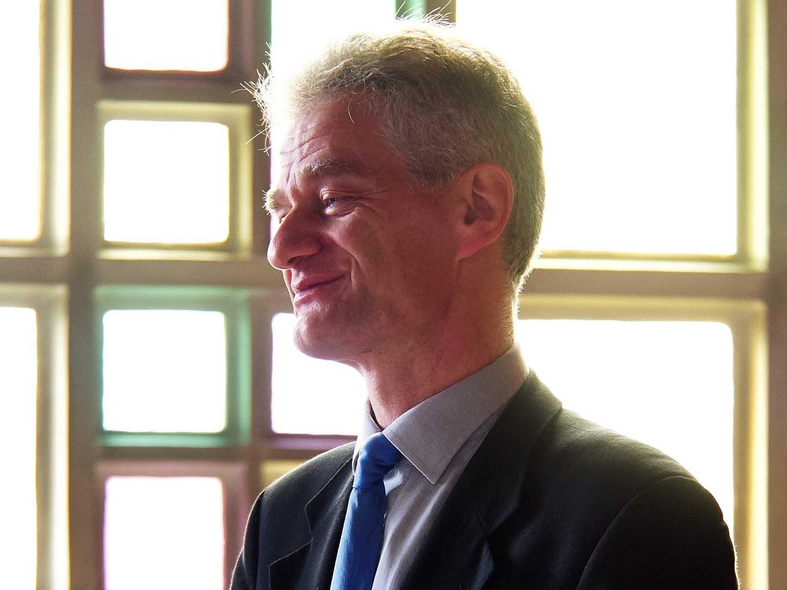 Pfarrer Samuel Zahn