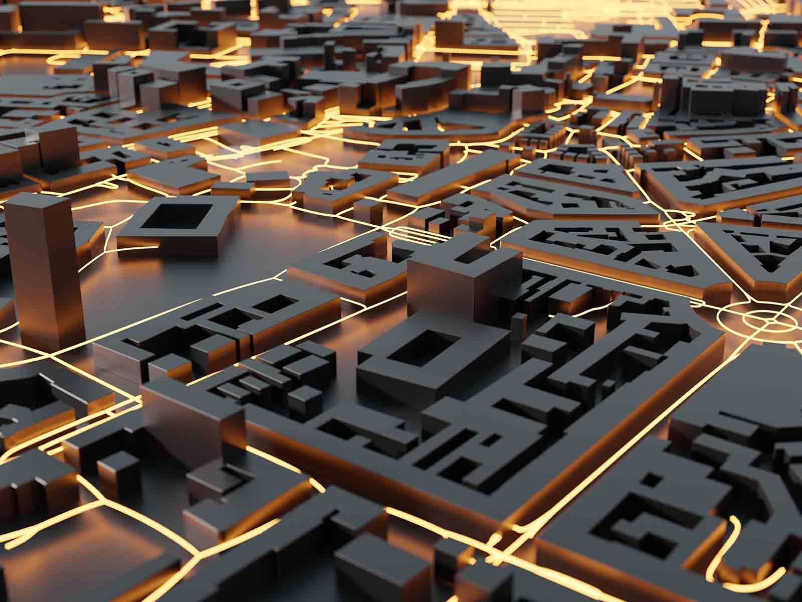 Dank Digitalisierung und neuen Technologien sollen Städte smarter werden.