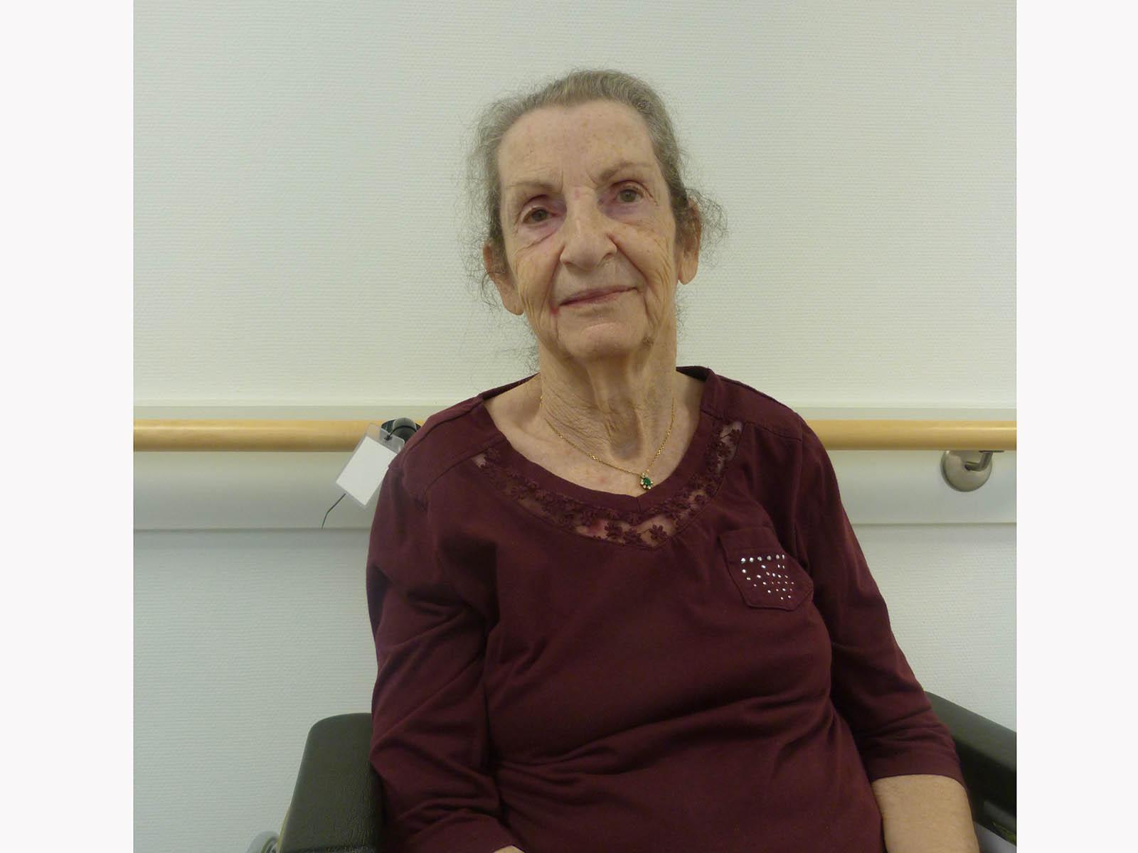 Mit 70 Jahren entdeckte Verena Burkhart die Leidenschaft fürs Quilten.