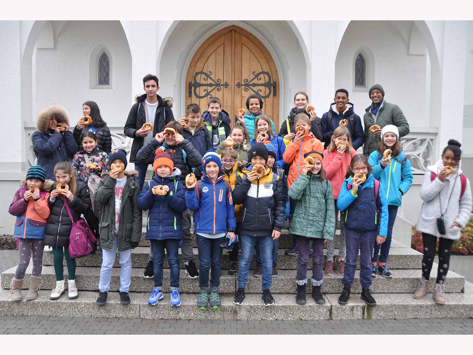 Ministrantenausflug nach Horn TG und in den Säntispark SG.