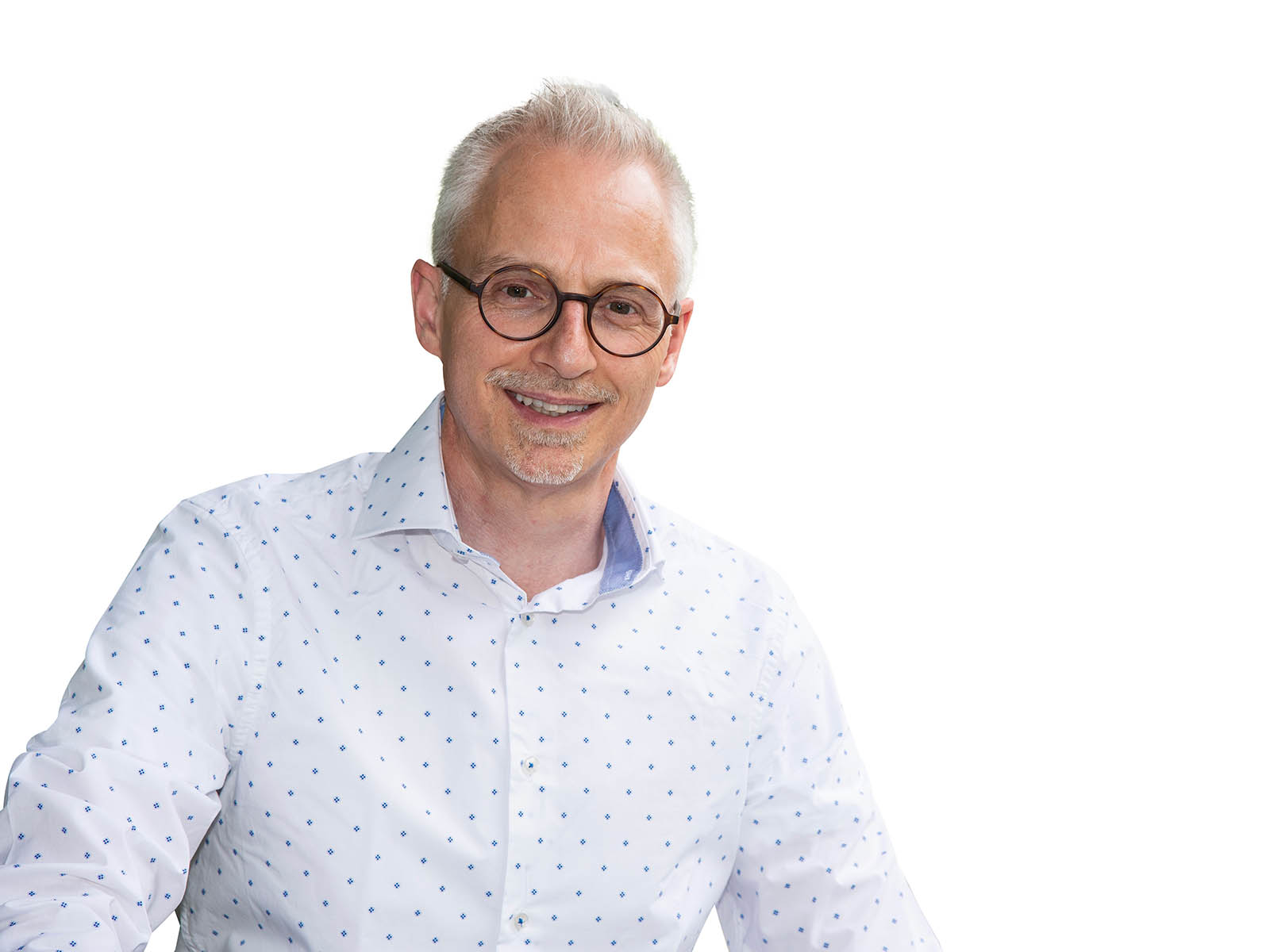 Carlo Metz (56), Mitgliederbetreuung GLP Kreis 6&10