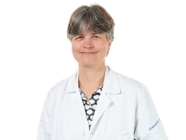 PD Dr. Dr. med. Kathrin Zaugg, Chefärztin, Klinik für Radio-Onkologie, Stadtspital Waid und Triemli, Zürich