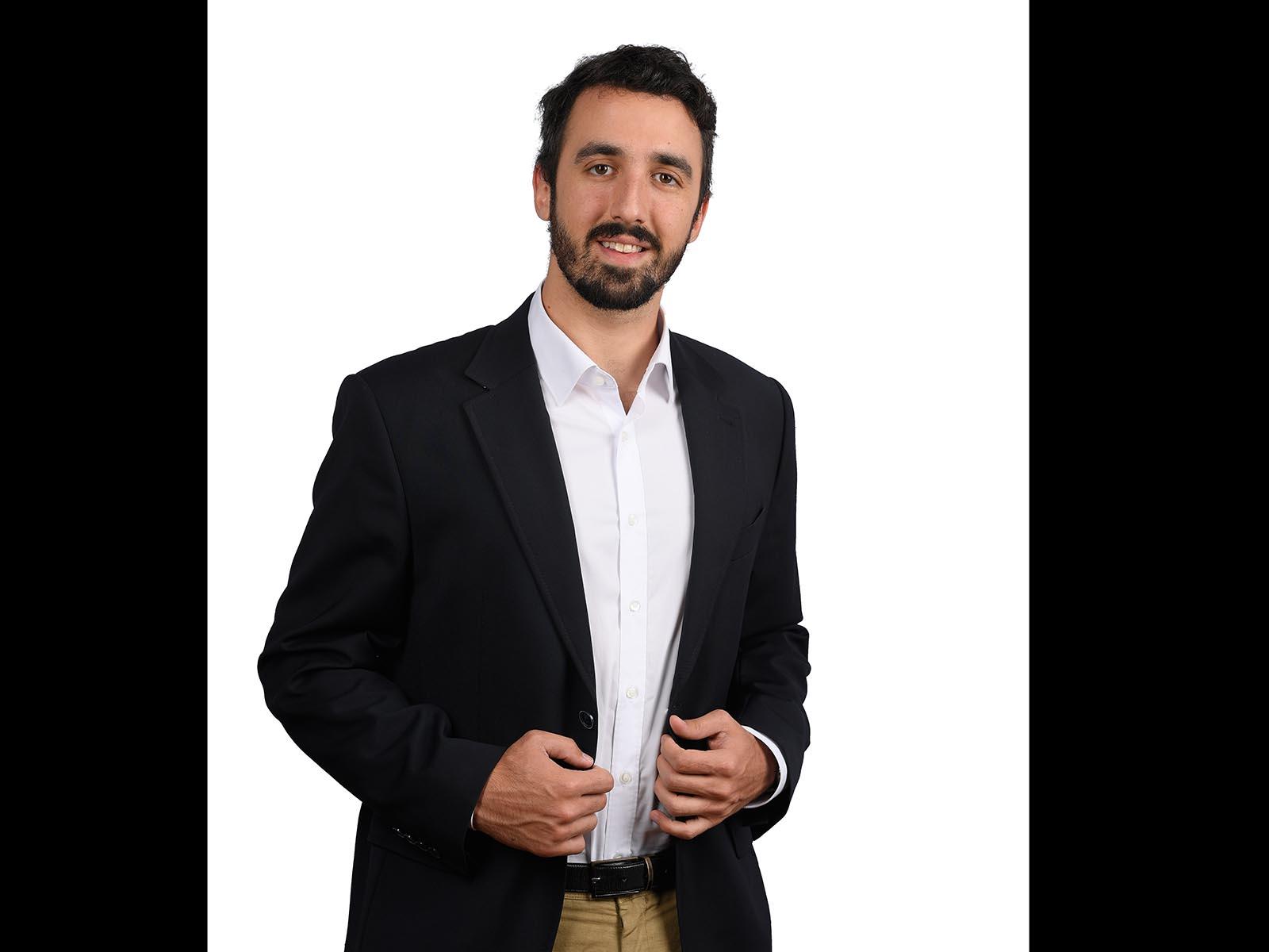 Roberto Ramphos, Gemeinderatskandidat FDP 10