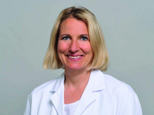 Dr. med. Anita Scheiwiller, Leitende Ärztin Viszeralchirurgie, Klinik für Viszeral-, Thorax- und Gefässchirurgie, Stadtspital Waid und Triemli.