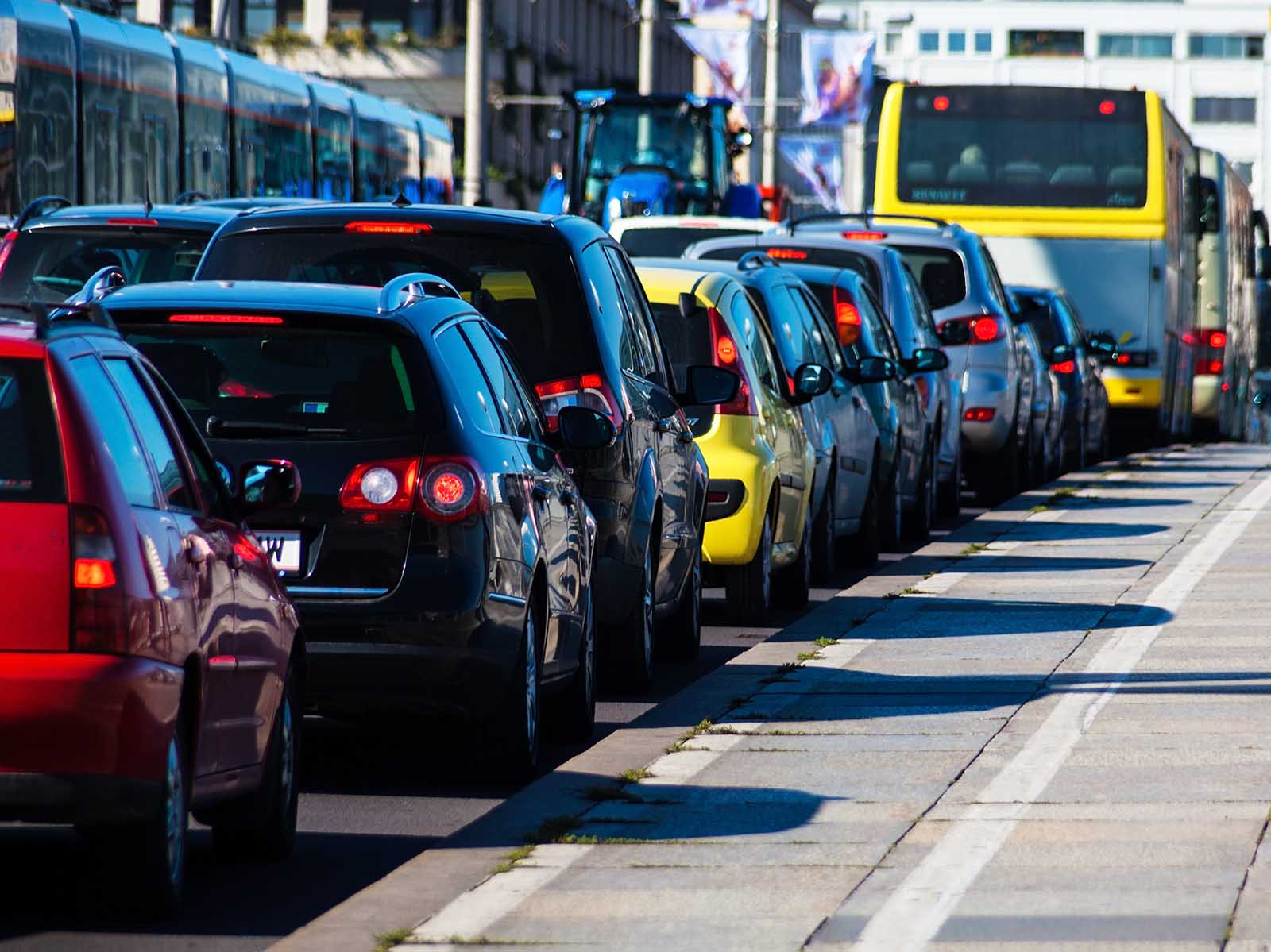 Staus sind das Resultat der linken Verkehrspolitik