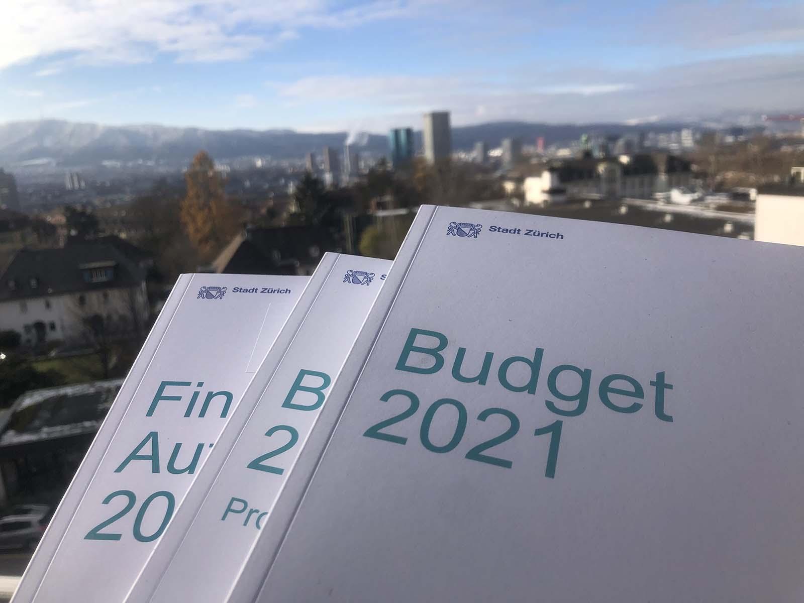 Der Stadtrat budgetiert für 2021 ein Defizit von über hundertfünfzig Millionen Franken.