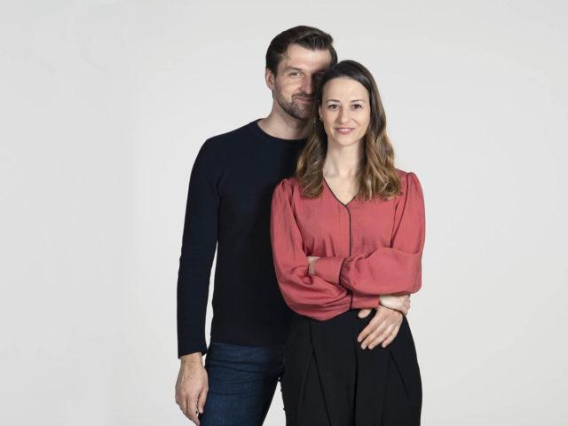 Harmonieren beruflich und privat gleichermassen: Claudia Toggweiler und Mladen Dabizjlevic.
