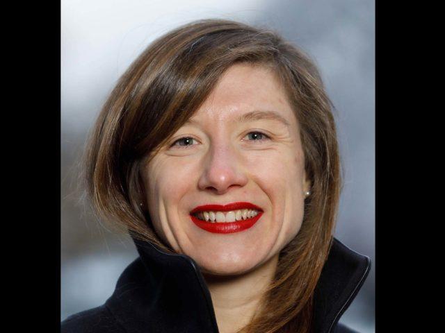 Franziska Becher, Ressort Kommunikation