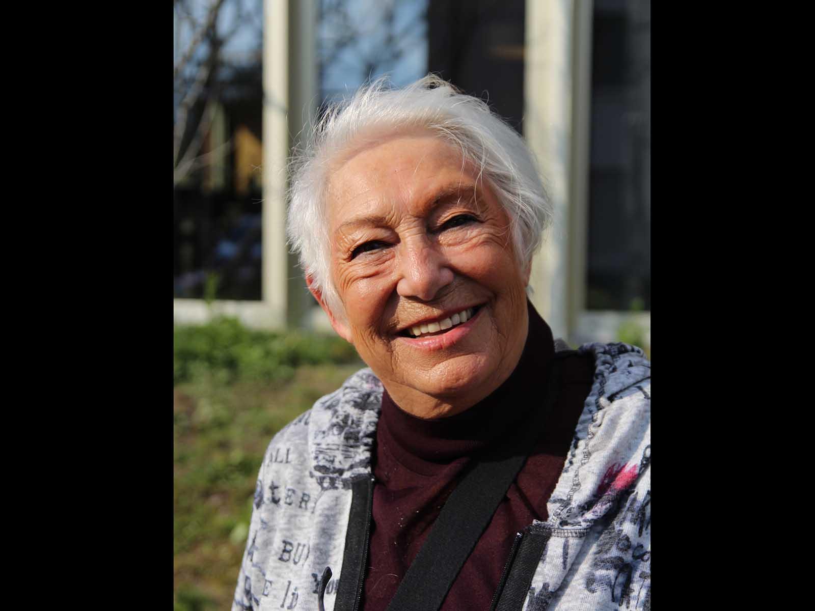Liess sich nie unterkriegen in ihrem Leben: Tina Esther Wagner