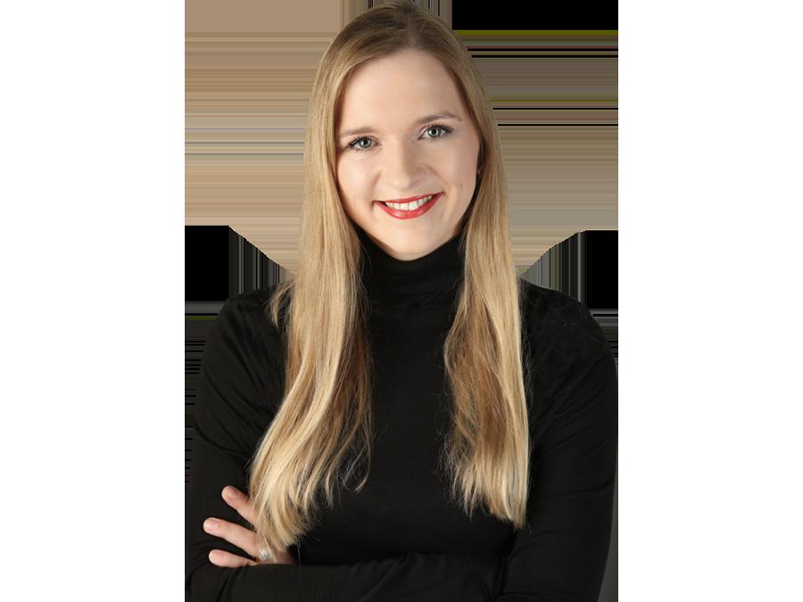 Neues Vorstandsmitglied mit internationalem Background: Johanna Herbst.