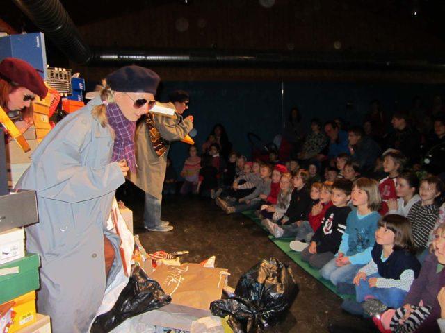 Faszination Kindertheater – jedes Stück hat seinen Zauber.