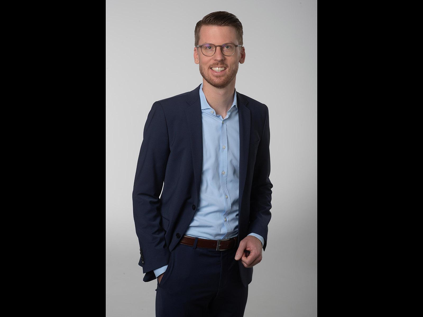 Adrian Bosshard, FDP Kreis 10